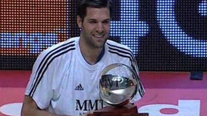 "Reyes, MVP: ""Hemos demostrado ser un digno campeón"""
