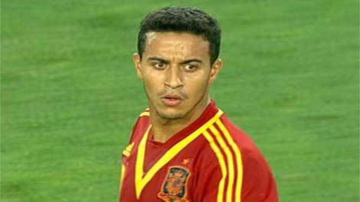 Thiago, elegido mejor jugador del Europeo sub'21
