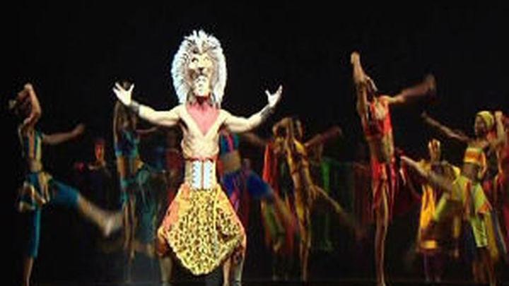 El Rey León ruge en Gran Vía con más de un millón de espectadores