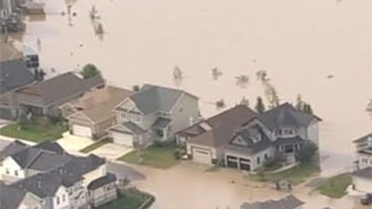 Inundaciones en canada
