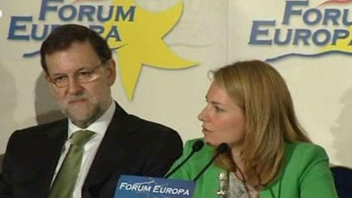 """Quiroga afirma que siente asco por el 'caso Bárcenas' y le parece """"vomitivo"""""""