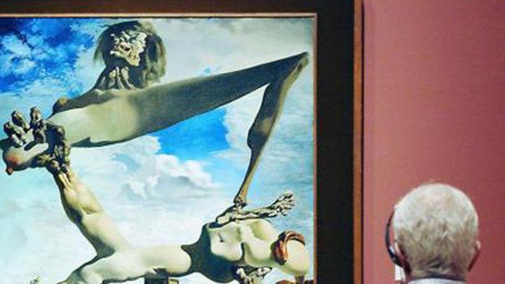 Dalí, el artista más visitado en Europa en 2013