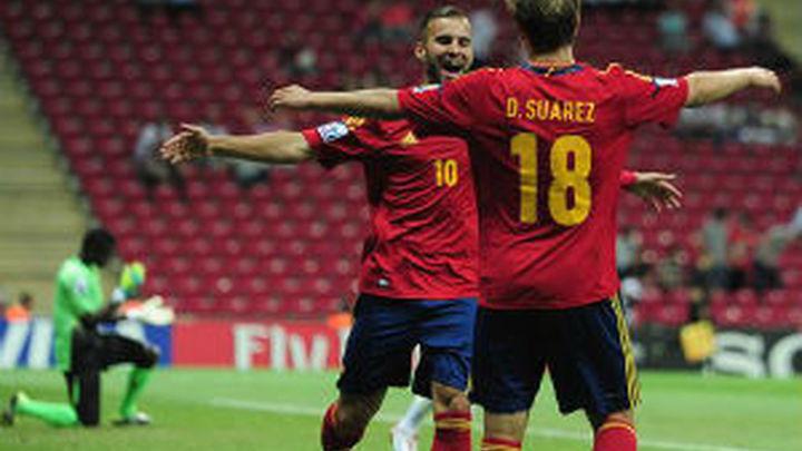 Mundial sub'20: Jesé mete a España en octavos