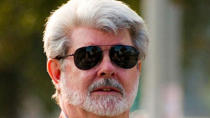 George Lucas se casa en el rancho Skywalker