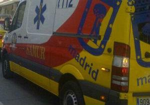 Samur, ambulancia