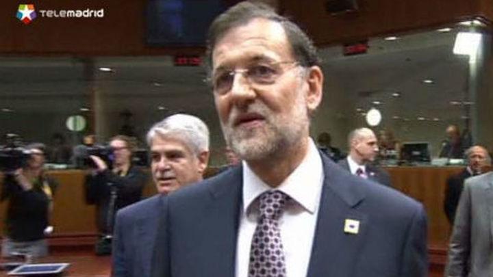 Rajoy acude a Bruselas con un amplio aval político para acelerar los fondos al empleo juvenil