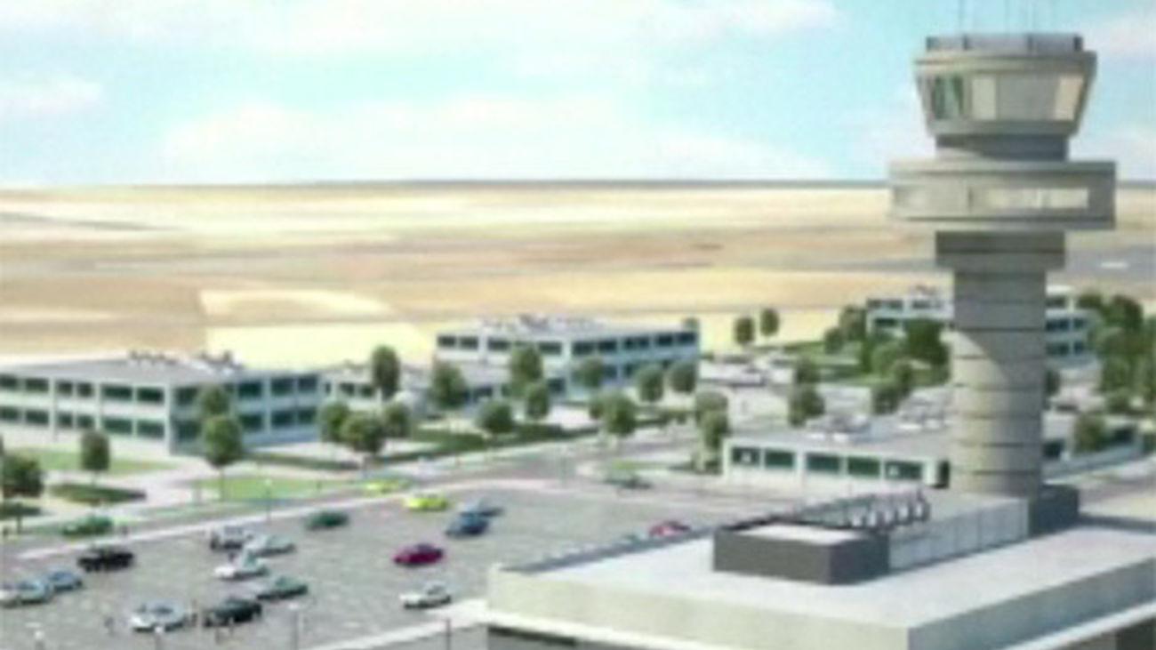 La Comunidad de Madrid inicia los trámites del futuro aeródromo de El Álamo