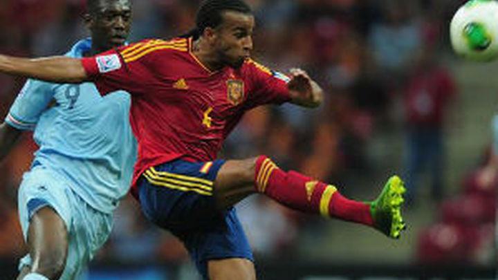 2-1. Jesé da a España sub'20 el liderato ante Francia