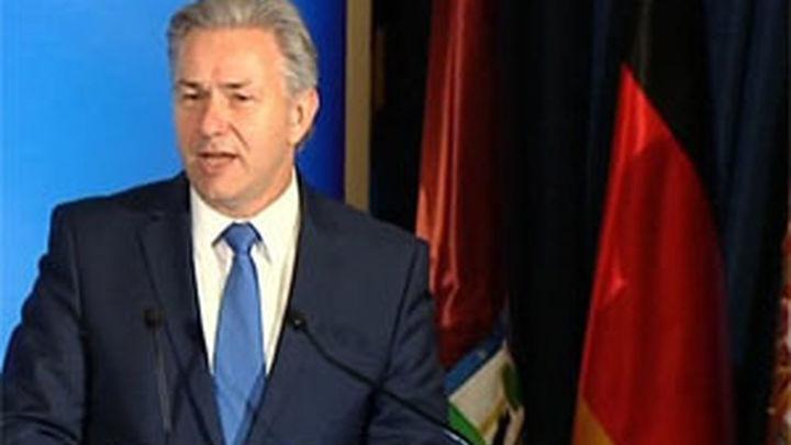 La presencia del alcalde de Berlín en Madrid intensifica las relaciones entre ambas capitales