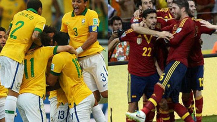 Maracaná acoge un duelo por el reinado del fútbol mundial