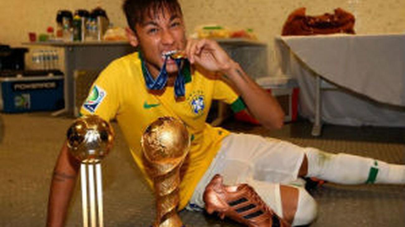 Neymar Balón de Oro, Torres Bota de Oro