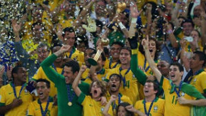 Brasil se redime, España desencanta e Italia carbura para el futuro