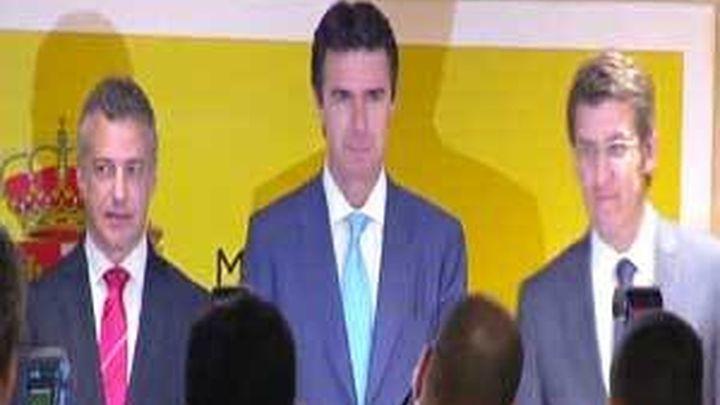 Soria se reunirá con Almunia para que reconsidere la devolución de subvenciones navales