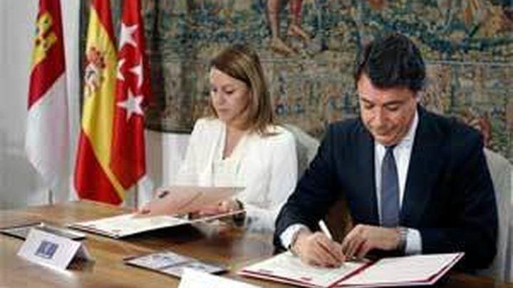 Madrid y Castilla-La Mancha renuevan el convenio para usar el abono transporte madrileño
