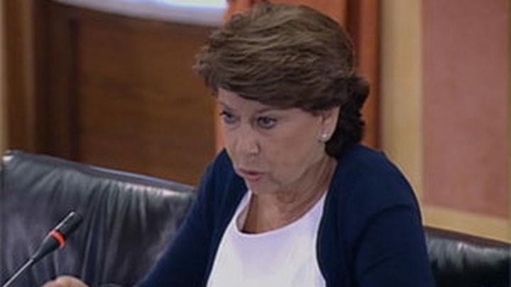 La juez Alaya imputa a la exministra Magdalena Alvarez por los ERE