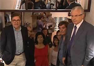 Garzón y Mayor Zaragoza encabezan una plataforma ciudadana