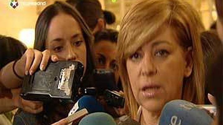 """EREs: Valenciano pone """"la mano en el fuego"""" por Álvarez y Griñán que dice que no hay reproche penal"""