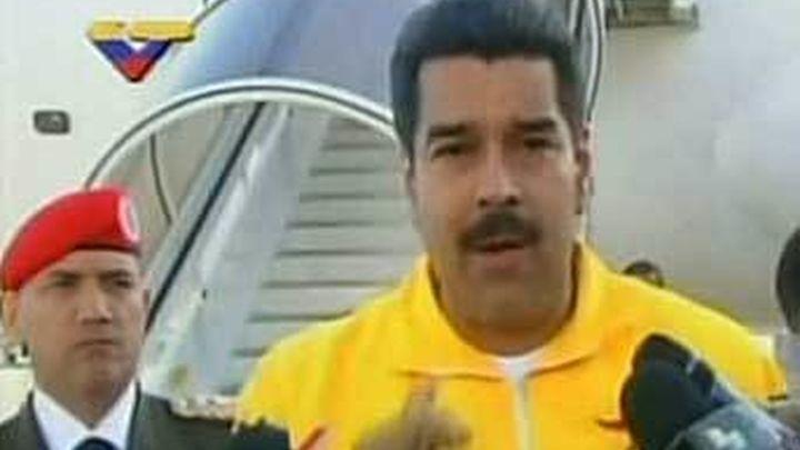 """Maduro sobre el trato a Morales: """"Lo que ha hecho el Gobierno de España es infame"""""""