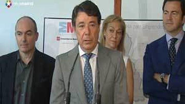 González ratifica que la promotora de Eurovegas sigue adelante con su proyecto
