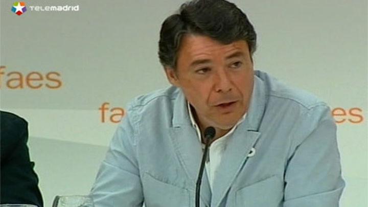 La financiación de Madrid creció siete puntos por debajo de la media en 2011