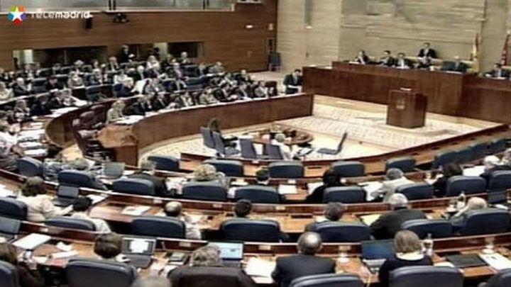 """El PP pide """"altura de miras"""" a la oposición para afrontar la reforma electoral de la Asamblea"""