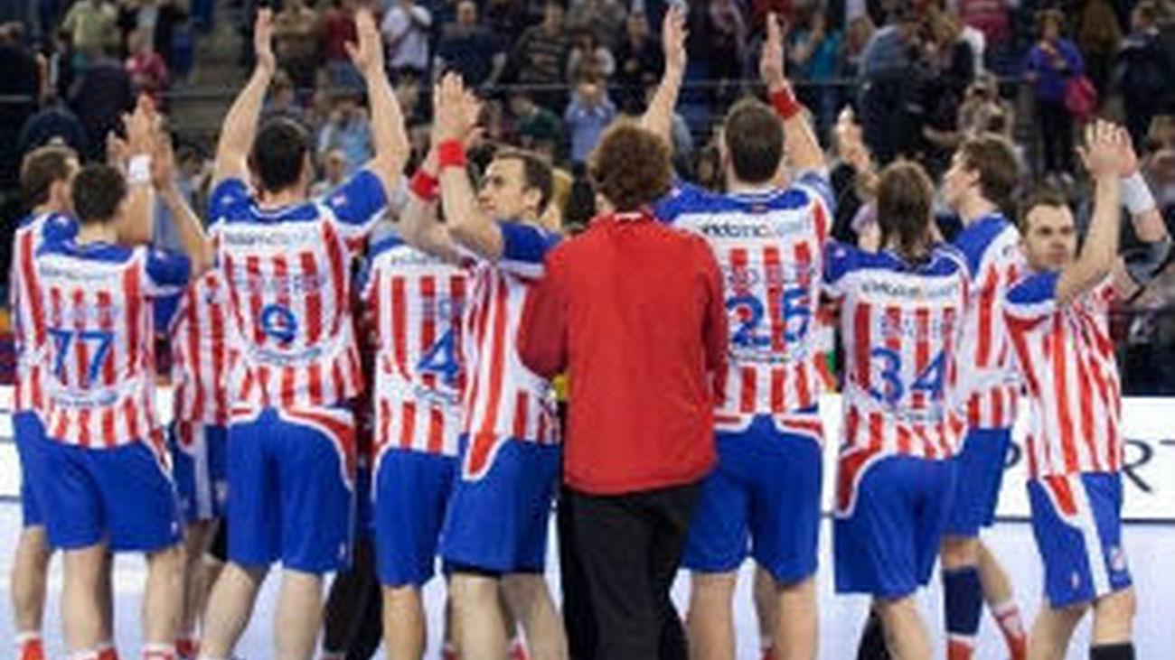 At. Madrid de balonmano
