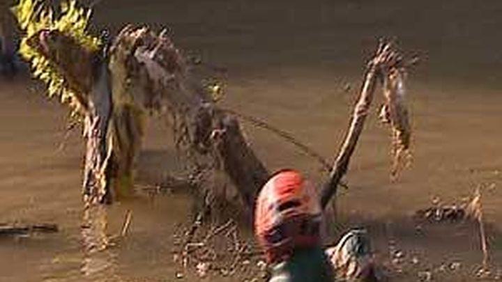 Encuentran cadáver del niño que fue arrastrado por el río Nalón