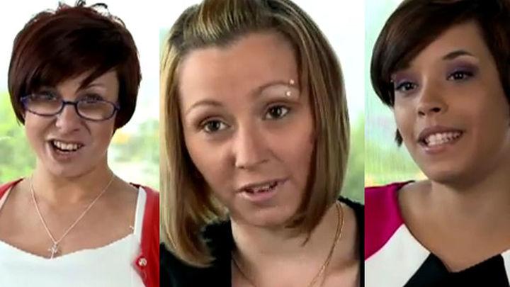 Las tres secuestradas de Cleveland aparecen en video para agradecer el cariño de la gente
