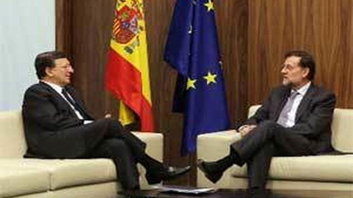 """Rajoy pide a Barroso una decisión """"justa"""" sobre el sector naval español"""