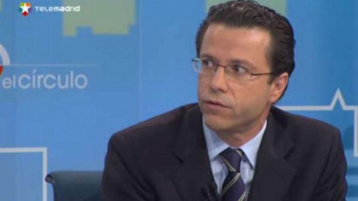 Lasquetty renuncia a su escaño y a sus responsabilidades en el PP de Madrid