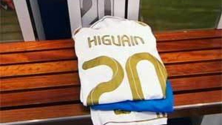 Arsenal, Nápoles y Chelsea muestran interés por Higuaín