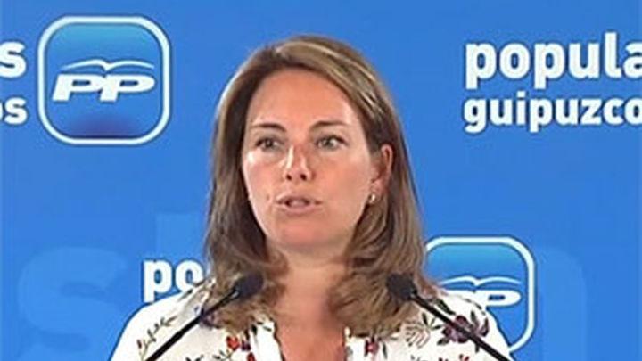 """Quiroga: La base para el futuro es trasladar que ETA """"no debió existir"""""""