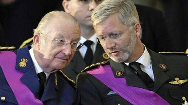 Bélgica celebra la abdicación de Alberto II y la entronización de su nuevo rey Felipe