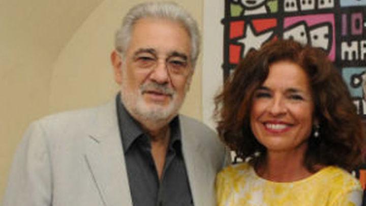 Plácido Domingo espera dar en septiembre el concierto de apoyo a Madrid 2020