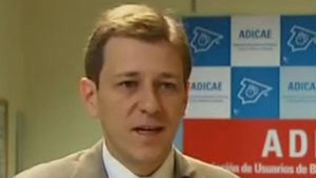 Fernando Herrero, ADICAE