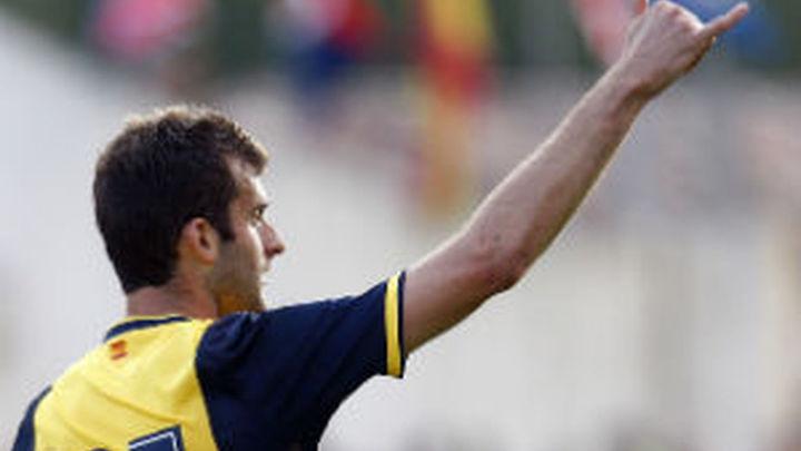 """Baptistao se estrenó con el Atleti: """"Es para estar muy contento"""""""