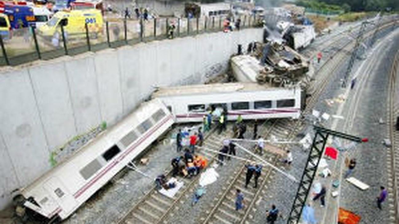 Accidente de tren de Santiago