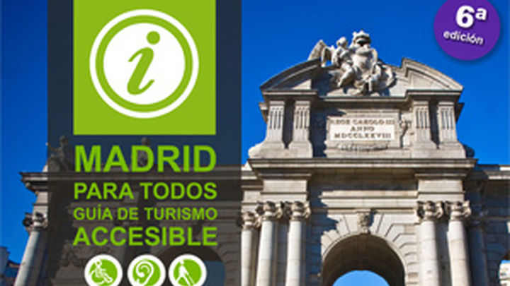 """Madrid edita su sexta """"Guía de Turismo Accesible"""""""