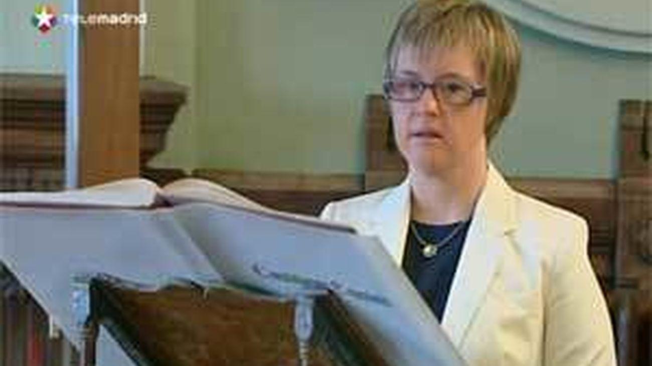 Angela Bachiller, primera concejal con Síndrome de Down en España