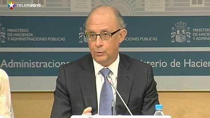 """Montoro dice que """"jamás"""" ha dado una orden política en la Agencia Tributaria"""