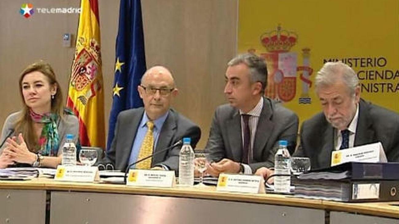 Gobierno y comunidades autónomas aprobarán hoy  los objetivos asimétricos de déficit para 2013