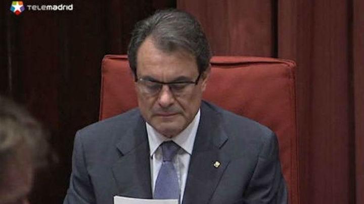Mas promete devolver dinero si se demuestran irregularidades en el caso Palau