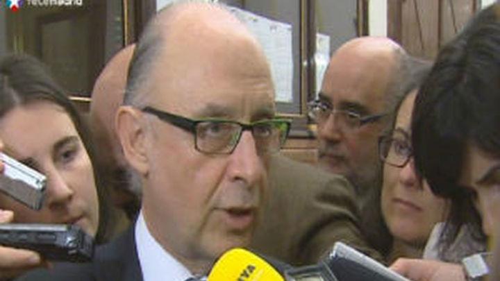 """Asturias no descarta recurrir al Constitucional el """"déficit asimétrico"""""""