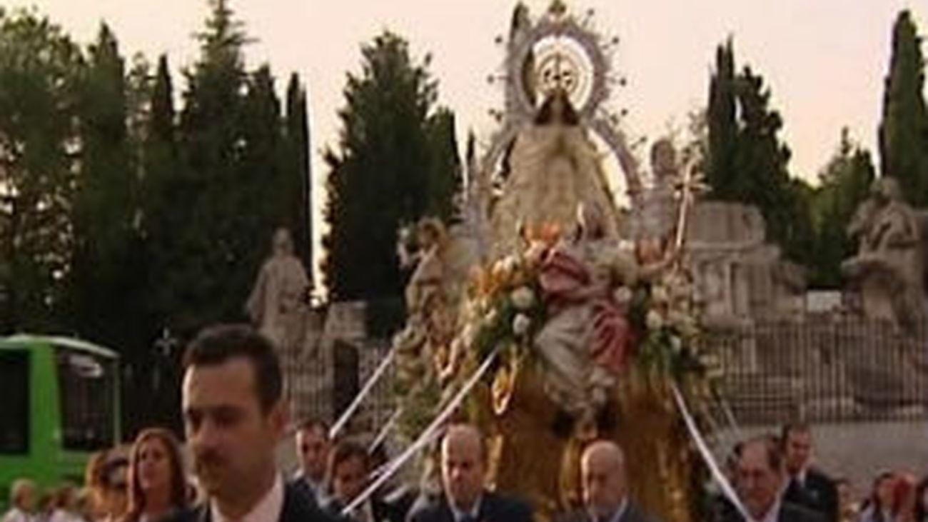 La diócesis de Getafe celebra la festividad de su patrona, la Virgen de Los Ángeles
