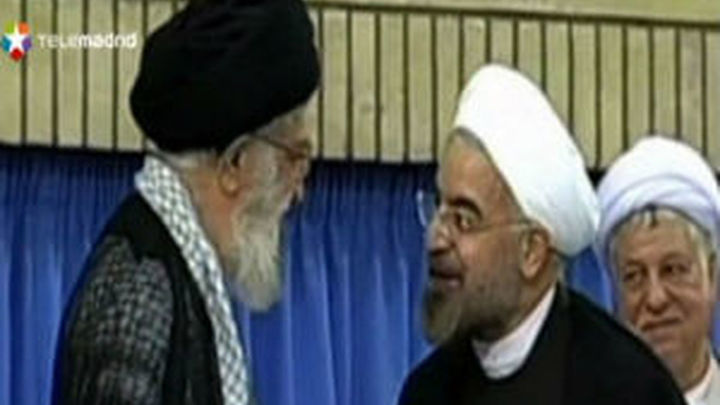 """Rohani dice que Israel es una """"herida"""" que debe ser eliminada"""