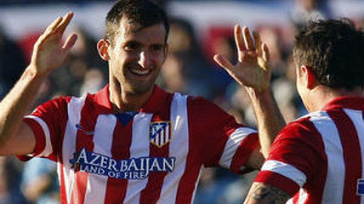 2-0. Un doblete de Baptistao da la victoria al Atlético ante el Nacional