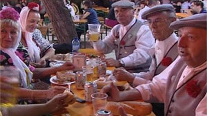 Arrancan las fiestas de La Paloma, San Lorenzo y San Cayetano