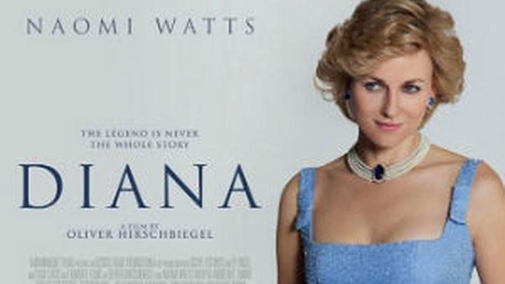 """El tráiler de """"Diana"""", demasiado amable para los medios británicos"""