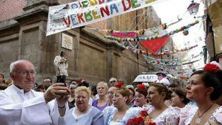 Madrid se viste de fiesta por San Cayetano