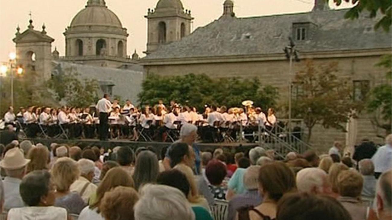 Fiestas en San Lorenzo de El Escorial